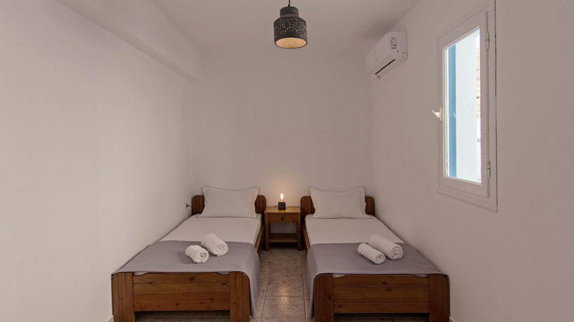 Perigiali Folegandros Family Apartment